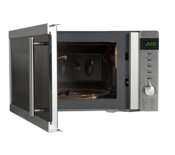 KENWOOD K20MSS10 Solo Microwave - Stainless Steel