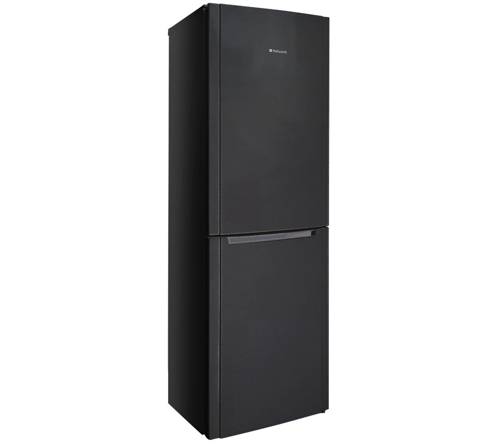 buy hotpoint fsfl58k fridge freezer black free. Black Bedroom Furniture Sets. Home Design Ideas
