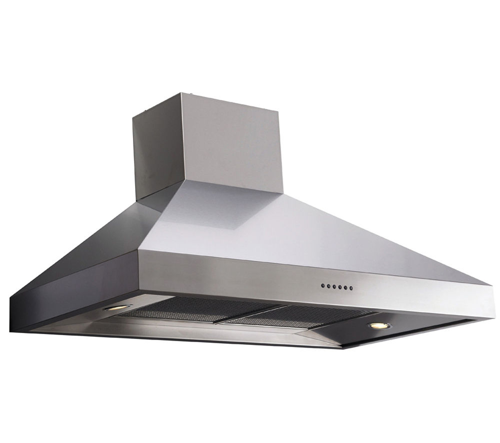 BRITANNIA Latour TPBTH120S Chimney Cooker Hood - Stainless Steel