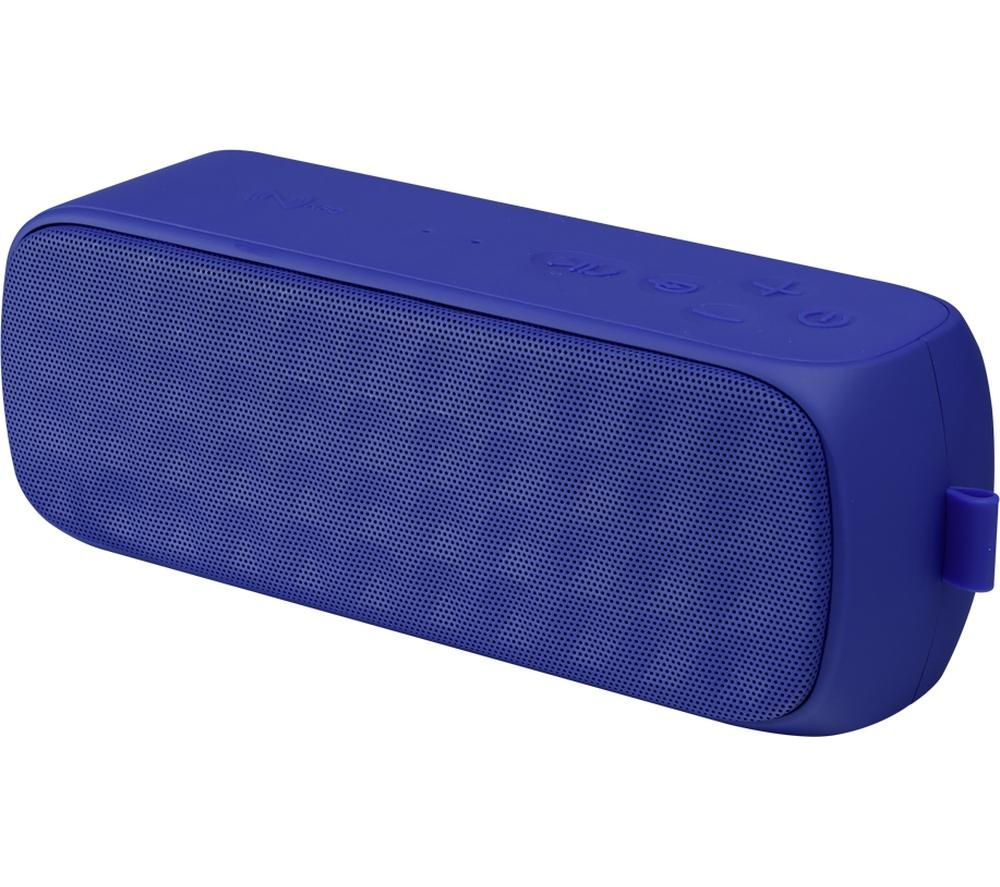 Click to view more of JVC  SP-AD70-A Portable Wireless Speaker - Blue, Blue