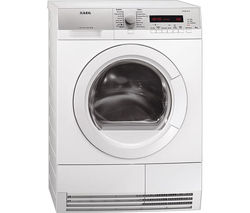 AEG T76385AH3 Heat Pump Tumble Dryer - White