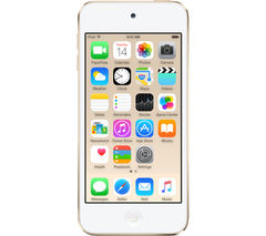 APPLE iPod touch - 64 GB, 6th Generation, Gold
