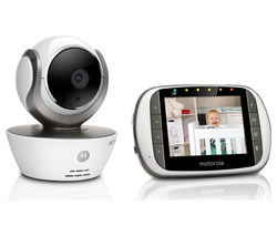MOTOROLA MBP853 Connect Wireless Baby Monitor