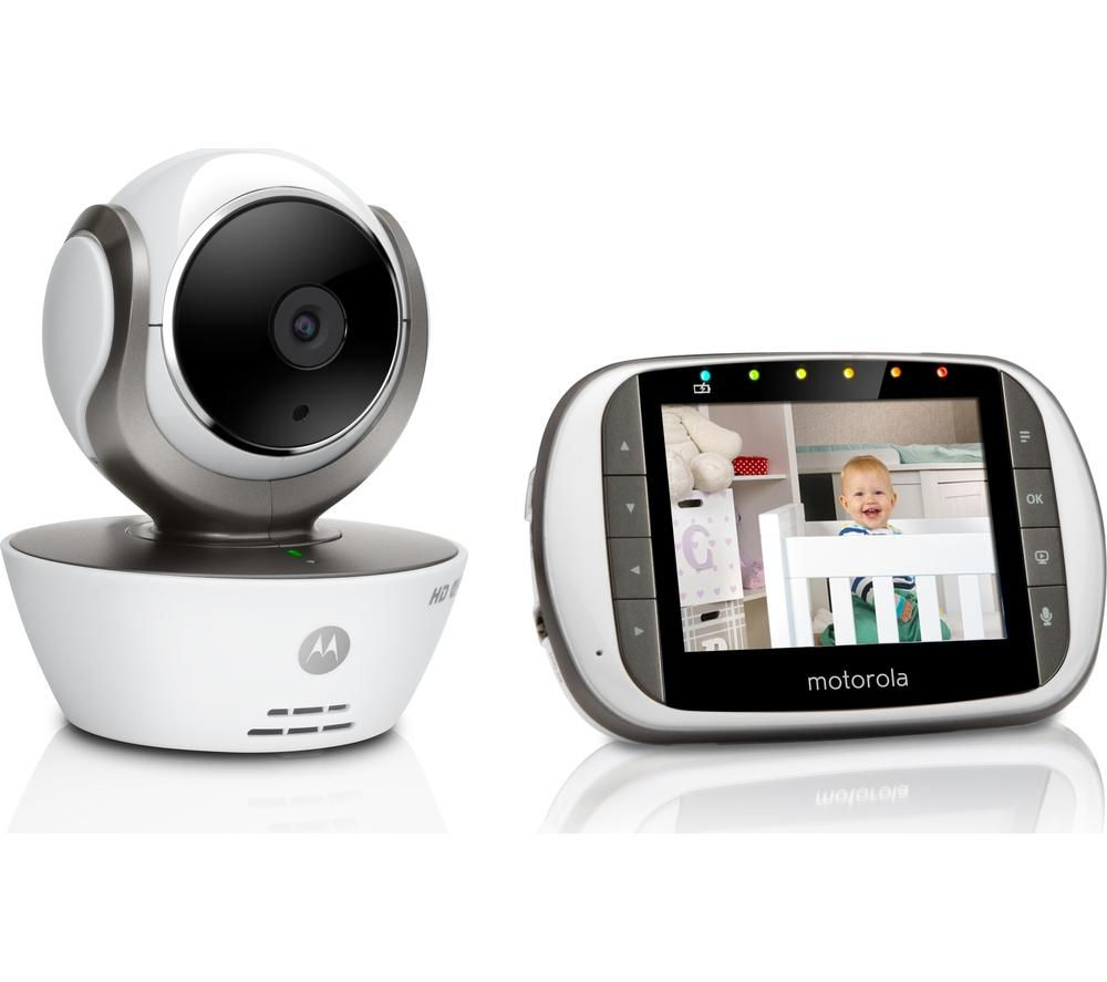 motorola mbp853 connect wireless baby monitor deals pc world. Black Bedroom Furniture Sets. Home Design Ideas