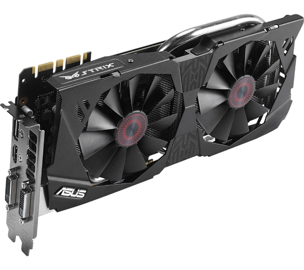 ASUS STRIX GeForce GTX 970 Graphics Card