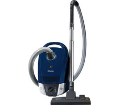 MIELE Compact C2 PowerLine Cylinder Vacuum Cleaner - Marine Blue