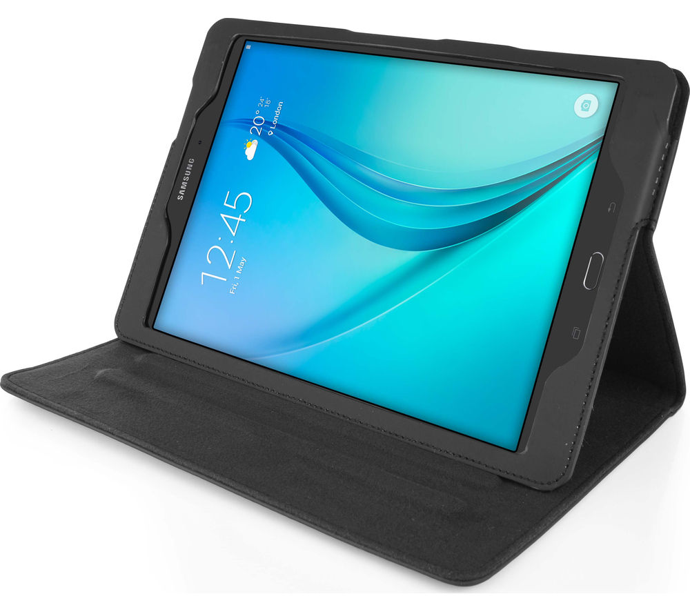 logik samsung galaxy tab e 9 6 starter kit black deals pc world. Black Bedroom Furniture Sets. Home Design Ideas