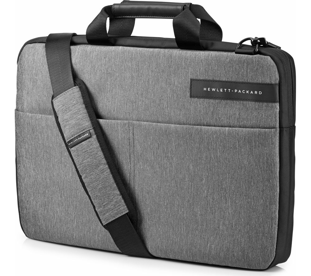 "HP Signature Slim 15.6"" Laptop Case - Grey"