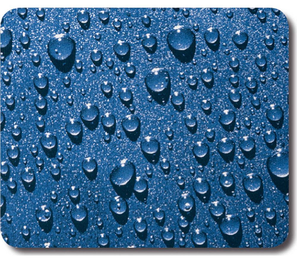 ALLSOP Raindrop Mouse Mat - Blue