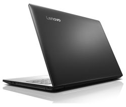 "LENOVO IdeaPad 510 15.6"" Laptop - Black"