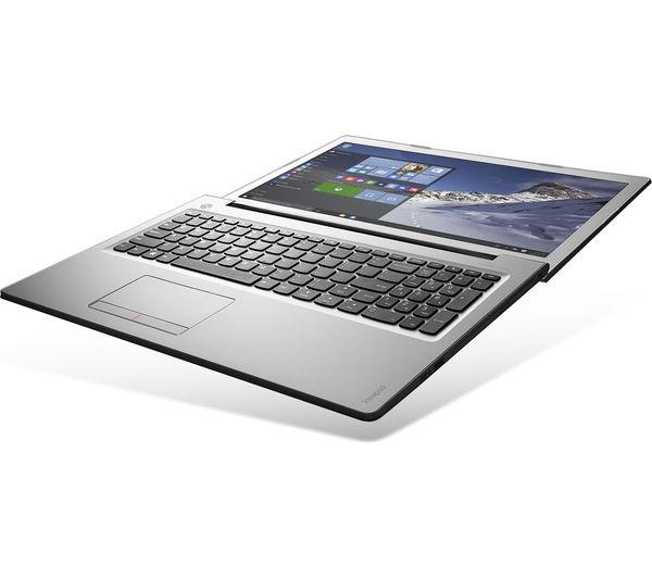 "Image of LENOVO IdeaPad 510 15.6"" Laptop - Black"