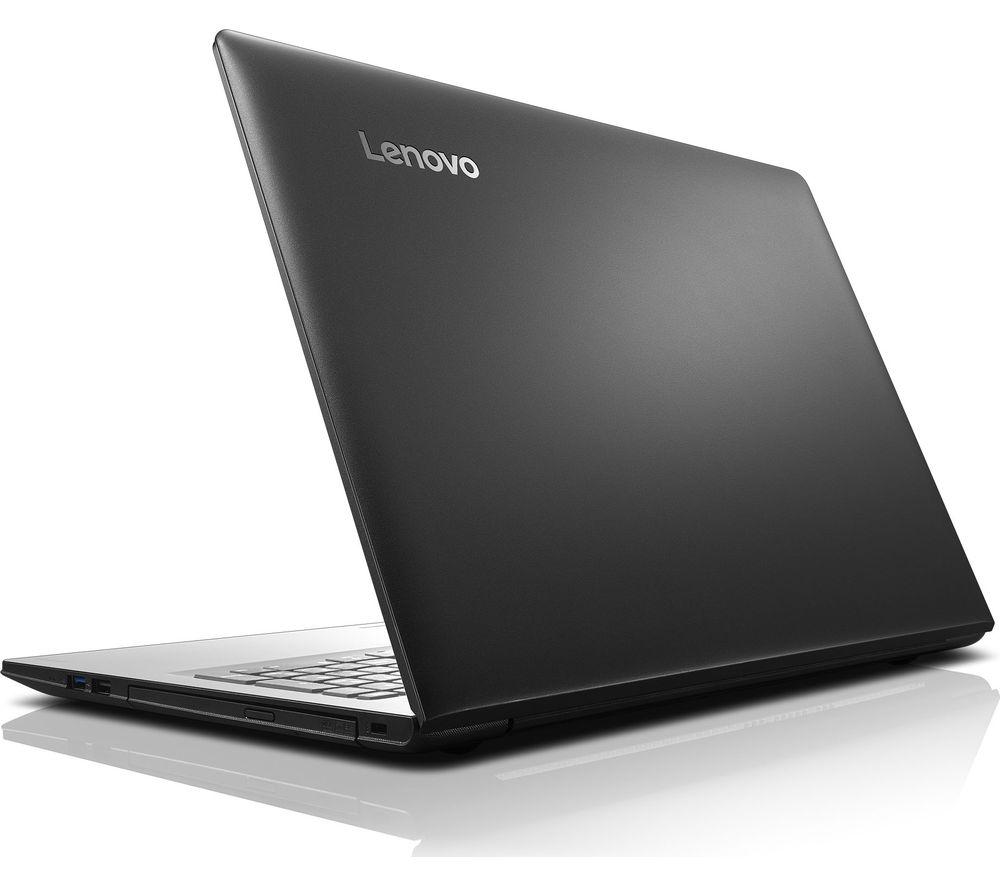 "LENOVO IdeaPad 510 15.6"" Laptop - Black + Office 365 Personal + LiveSafe Unlimited 2017 - 1 year"