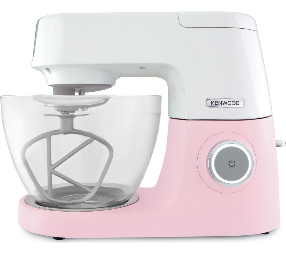 Buy Kenwood Chef Sense Kvc5000p Stand Mixer Pink Free Delivery Currys