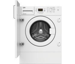 BEKO WMI61241 Integrated Washing Machine