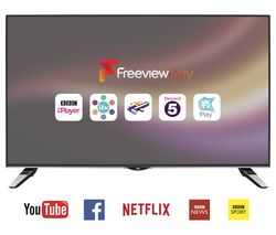 "JVC LT-49C862 Smart 4K Ultra HD 49"" LED TV"