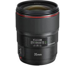 CANON EF 35mm F/1.4L II USM Standard Prime Lens