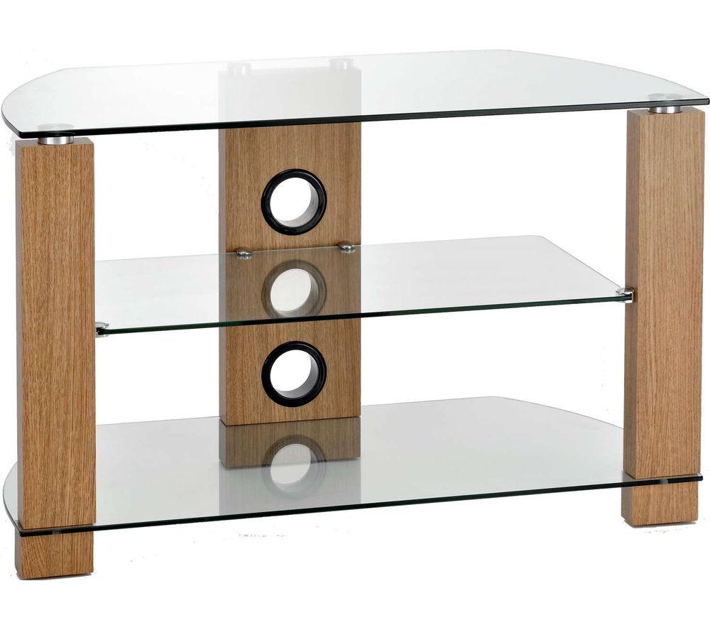 Ttap vision 600 tv stand light oak deals pc world Oak tv stands