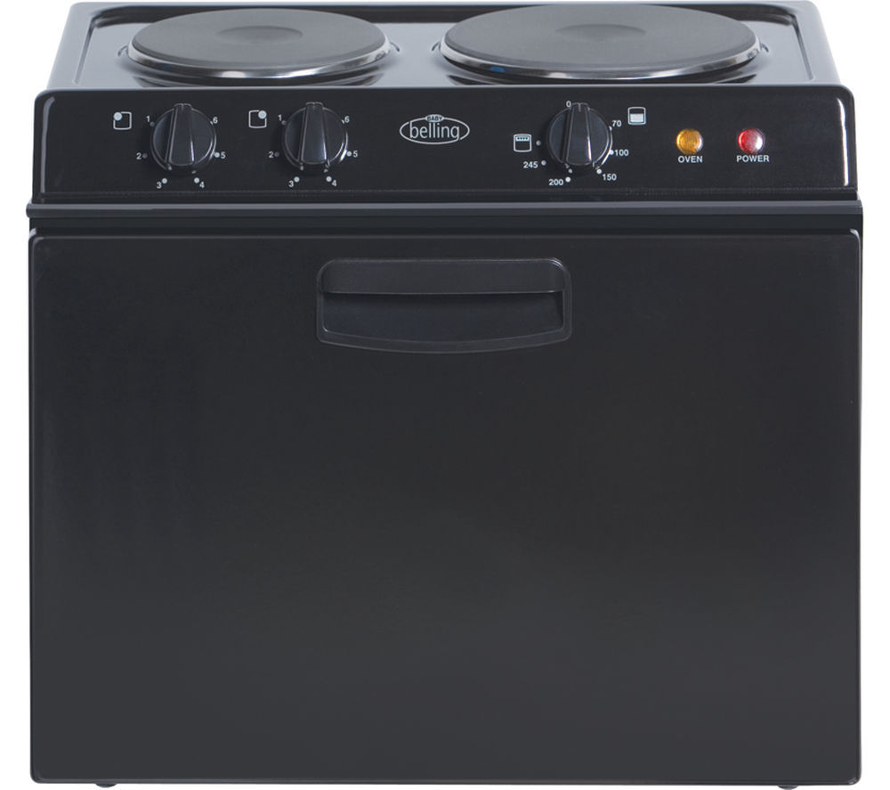 BELLING  Baby 121R Electric Tabletop Cooker  Black Black
