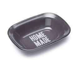 PAUL HOLLYWOOD 20 cm Oblong Pie Dish - Enamelled Steel