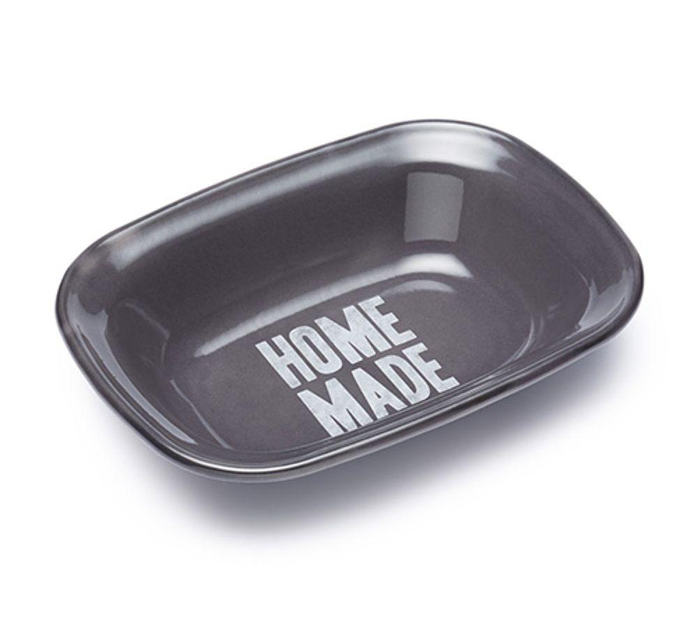 Image of PAUL HOLLYWOOD 20 cm Oblong Pie Dish - Enamelled Steel