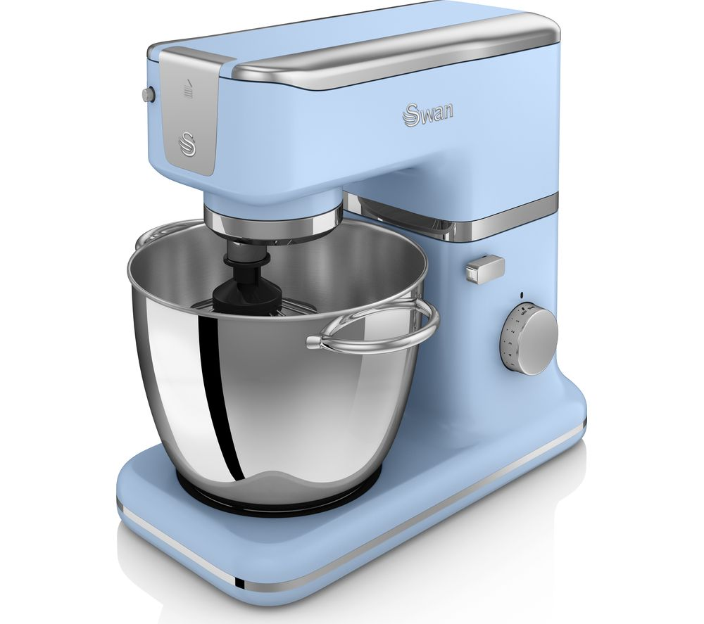 Food Mixers Kitchen ~ Buy swan retro sp bln stand mixer blue free