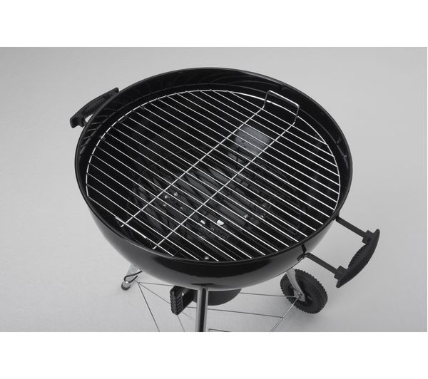buy landmann grill chef kettle charcoal bbq black free delivery currys. Black Bedroom Furniture Sets. Home Design Ideas
