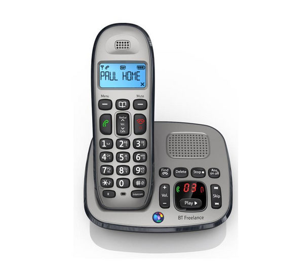 wireless phones with answering machine