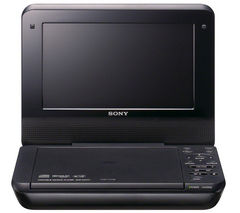 SONY DVPFX780B Portable DVD Player - Black