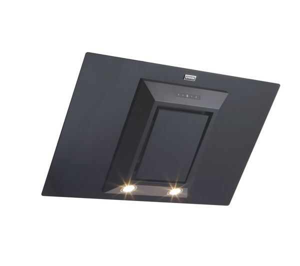 STOVES S900K Integrated Cooker Hood - Black
