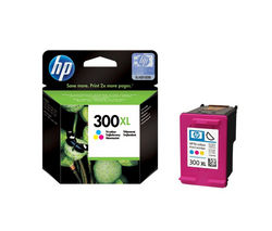 HP 300XL Tri-colour Ink Cartridge