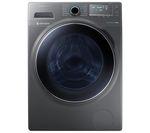 SAMSUNG ecobubble™ WW80H7410EX Washing Machine - Graphite