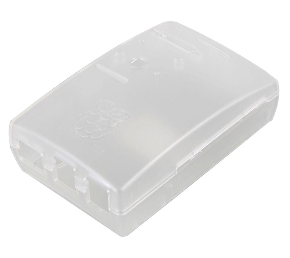 RASPBERRY PI B Board Multicomp Case - Clear