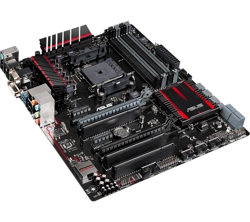 ASUS A88X-GAMER AMD ATX Motherboard