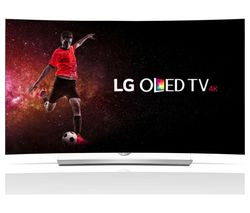 "LG 55EG960V Smart 3D Ultra HD 4k 55"" Curved OLED TV"
