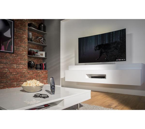 Buy Lg 55eg960v Smart 3d 4k Ultra Hd 55 Quot Curved Oled Tv