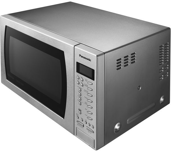 Buy PANASONIC NN-CT585SBPQ Combination Microwave