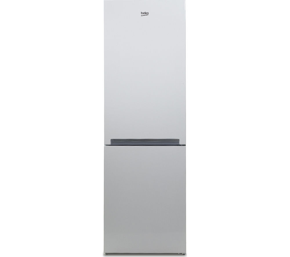 BEKO  CXFG1685W Fridge Freezer  White White