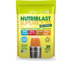 NUTRIBULLET Nutriblast Superboost