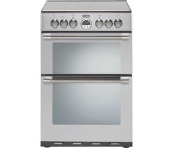 STOVES Sterling 600E 60 cm Electric Cooker - Stainless Steel