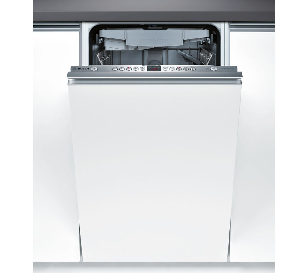 BOSCH  ActiveWater SPV69T00GB Slimline Integrated Dishwasher