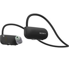 SONY SSE-BTR1 Smart Trainer 16 GB Waterproof All in One MP3 Player - Black