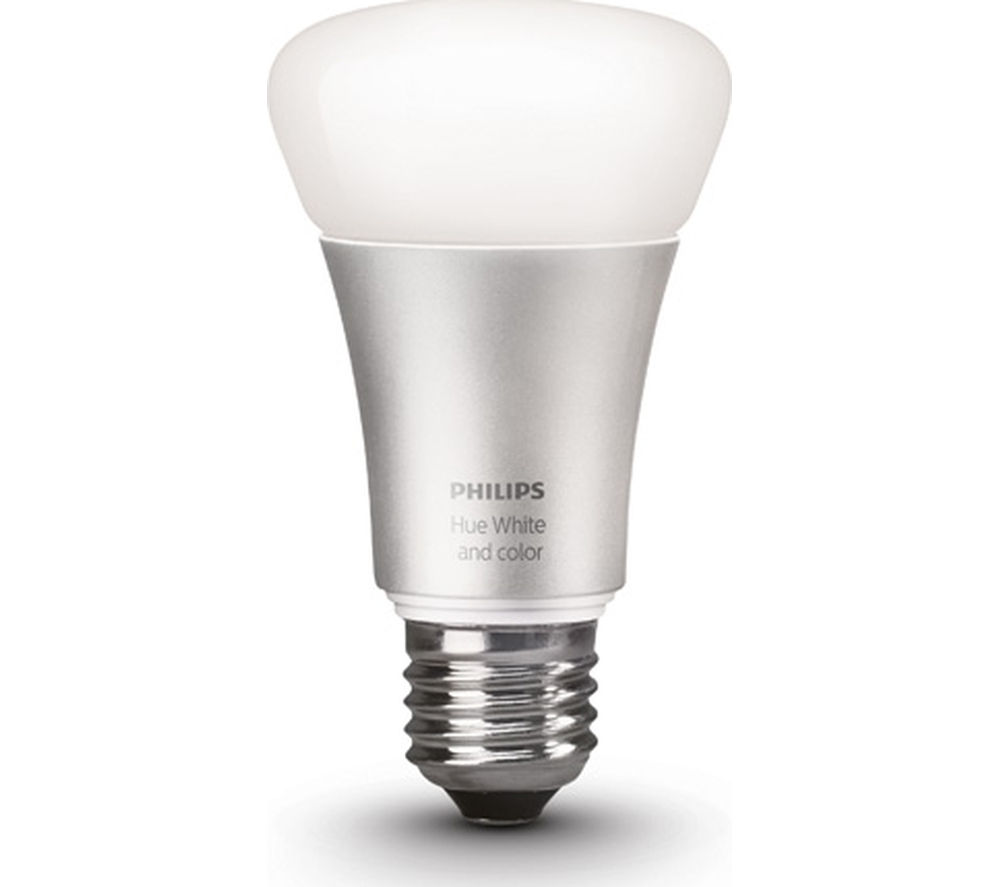 buy philips hue wireless bulb e27 free delivery currys. Black Bedroom Furniture Sets. Home Design Ideas