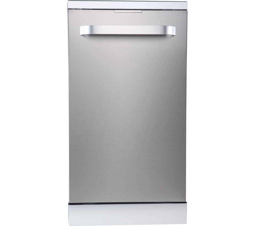 KENWOOD  KDW45X16 Slimline Dishwasher  Stainless Steel Stainless Steel