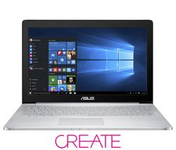 "ASUS ZenBook Pro 15.6"" 4K Touchscreen Laptop - Grey"