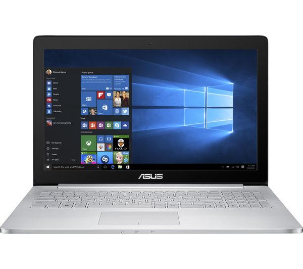 "Image of ASUS ZenBook Pro 15.6"" 4K Touchscreen Laptop - Grey"
