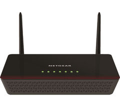 NETGEAR D6000 Wireless Modem Router - AC 750, Dual-band