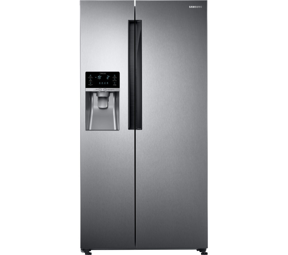 SAMSUNG  RS58K6487SL AmericanStyle Fridge Freezer  Stainless Steel Stainless Steel