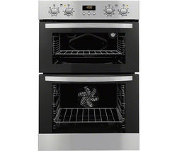 ZANUSSI ZOD35712XK Electric Double Oven - Stainless Steel