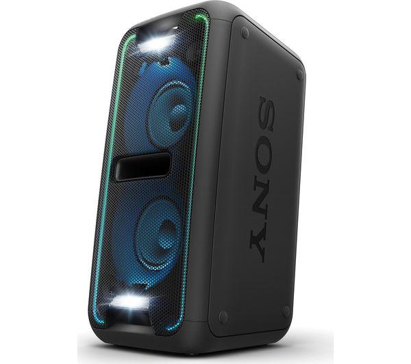 Image of SONY GTK-XB7B Wireless Megasound Hi-Fi System - Black