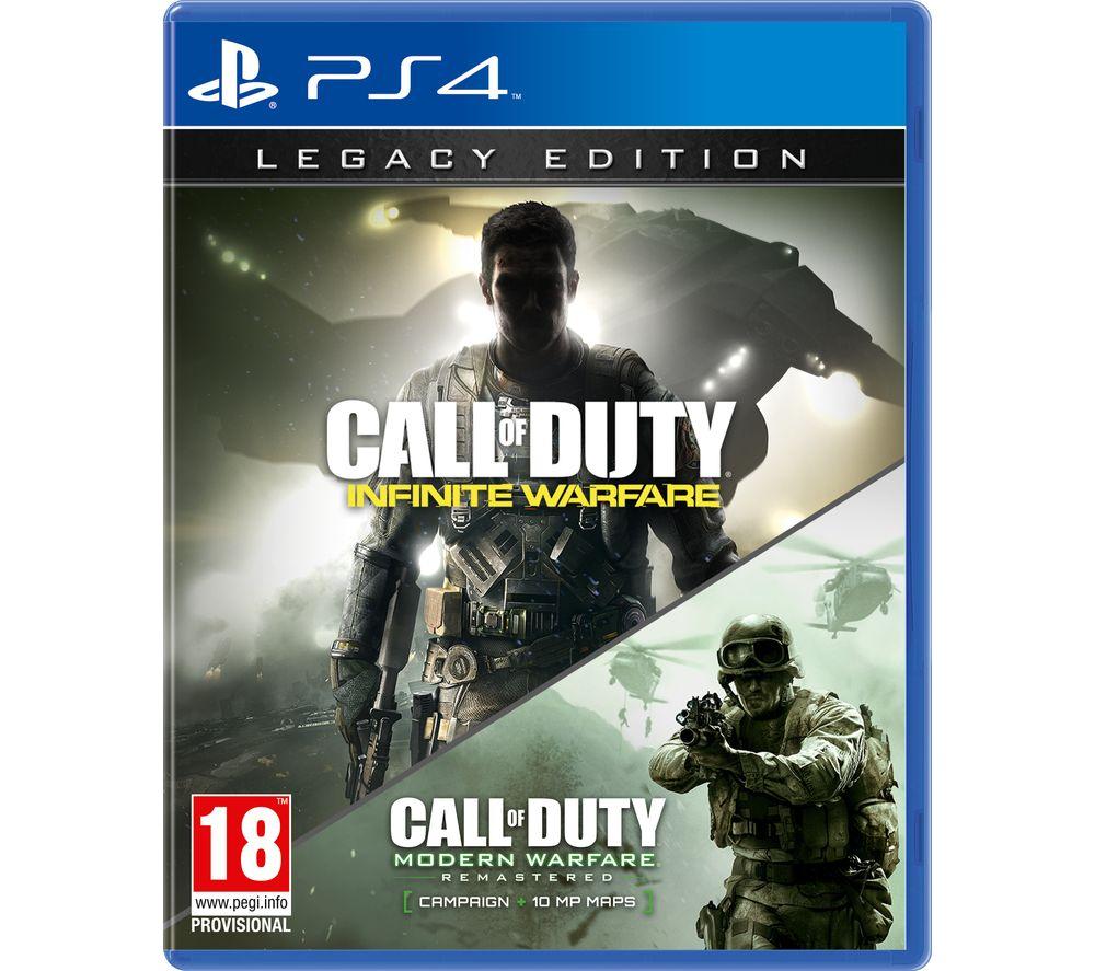 PLAYSTATION 4  Call of Duty Infinite Warfare Legacy Edition